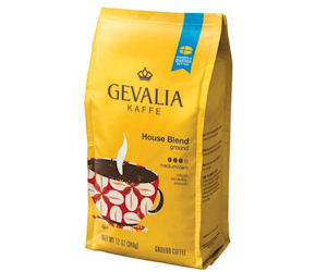 Free Sample of Gevalia House Blend Coffee   (via Gevalia Prefer a Friend)