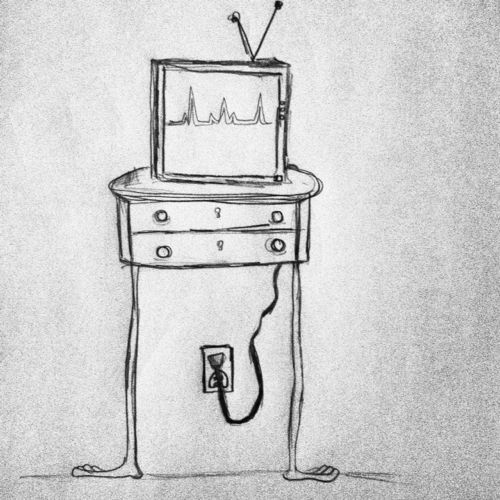 THIS…is my t.v.