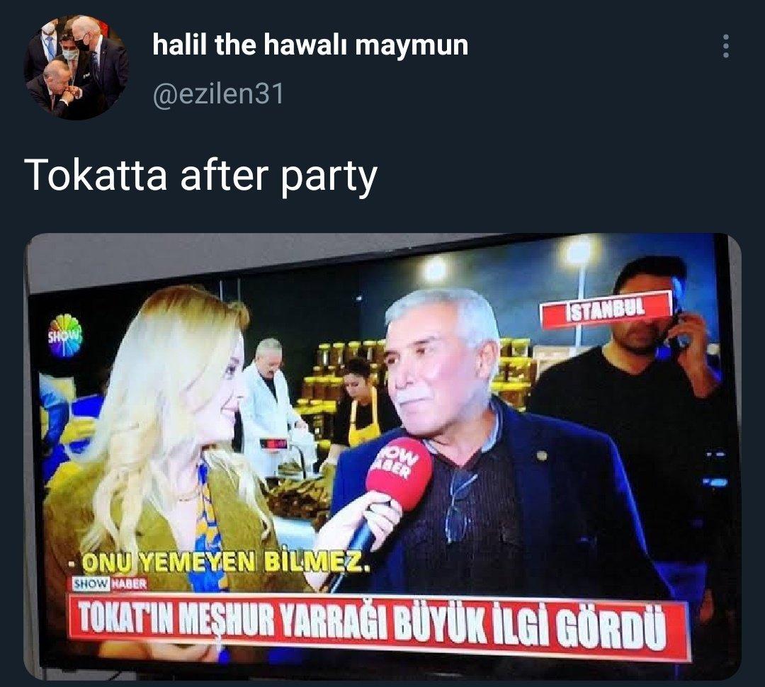 halil the hawalı maymun...