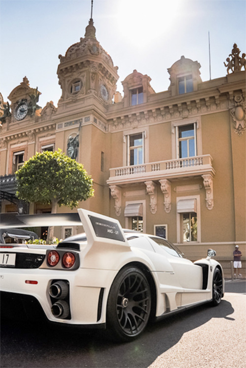 themanliness:  Ferrari Gemballa MIG-U1 | Source | More