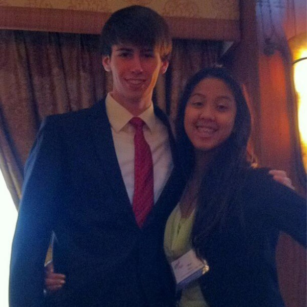 remember the time i met a cutie from a fbla states conference and i thought something could happen but then i found out he lives in france and  ya…