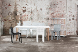 3+ Modular Furniture Collection by Oscar Zieta.