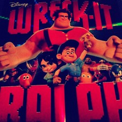 #Love: when your boyfriend leaves to buy you #wreckitralph at midnight! 💕 #disney