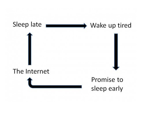 icecolddrink:  My life cycle