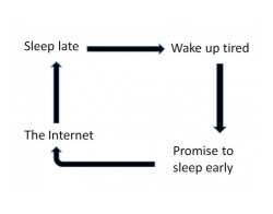 meme-meme:  Sleeping cycle.