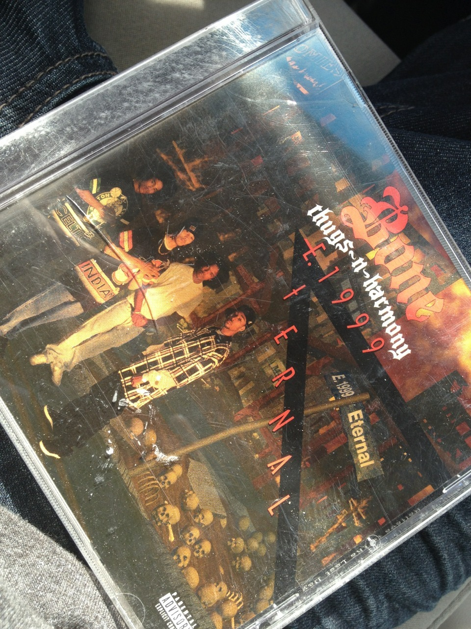 eman661:  One of them best albums Eternal 1999 Bone Thugs N Harmony