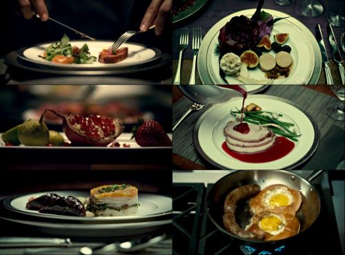 k0taru:  Food-moments in Hannibal are so beautiful