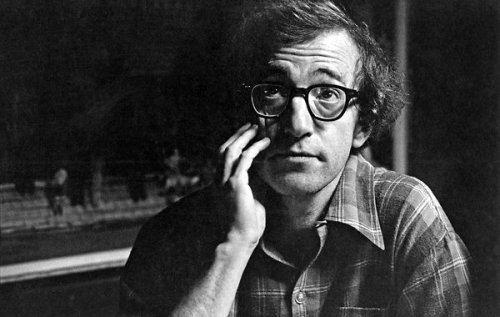 Starting watching the Woody Allen documentary last night. Excited to pick up on it again this evening.