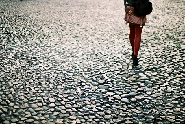 thingssheloves:  cobblestones by andrew.nuding on Flickr.