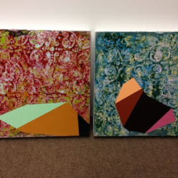 (via TIM McFARLANE: Two paintings…) Two of my paintings featured in the racks at the Bridgette Mayer Gallery…