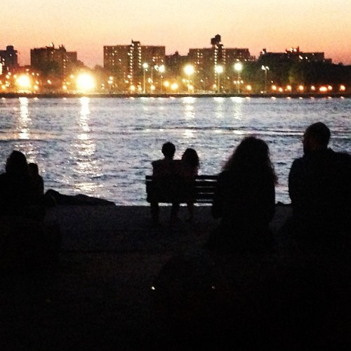 #lovers #sunset by ppburke http://bit.ly/12QRxz7