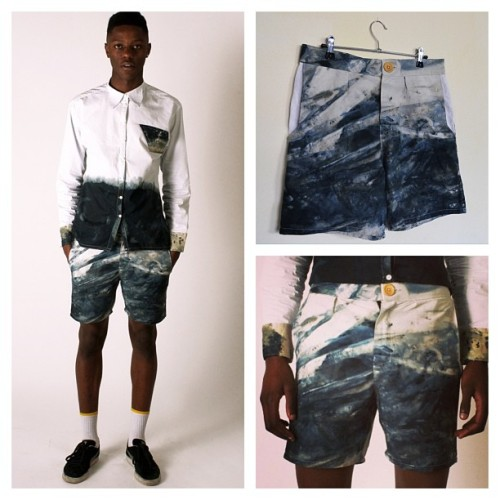 Summer shorts!!  Www.ironandpin.co.uk