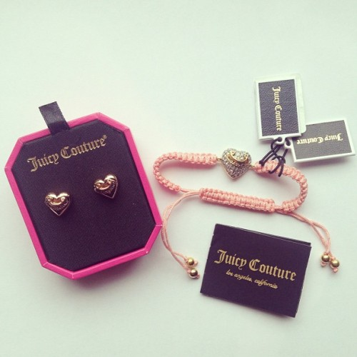 bergdorfprincess:  💕 Instagram: MissYanaCherie  (at Juicy Couture)