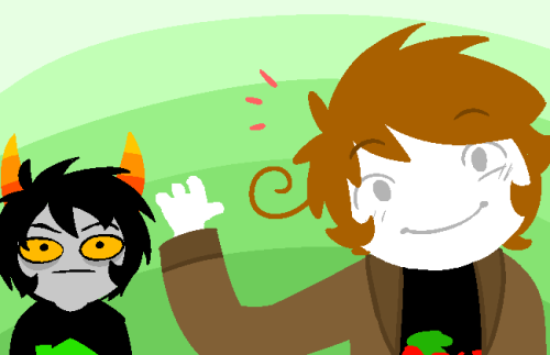 HETALIA: oh, hey supernatural! i brought Homestuck with me, hope you don't mind! HOMESTUCK: did you just call me a fucking demon