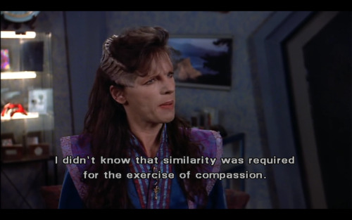 Delenn on intersectionality and feminism.