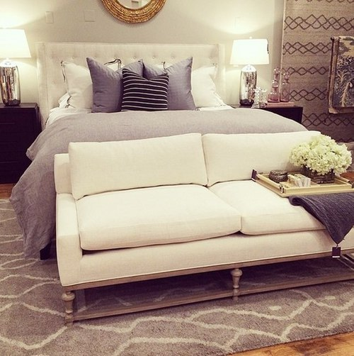 Glamour Room Bedroom Luxury Bed Decor Glam Girly Things By Zoe