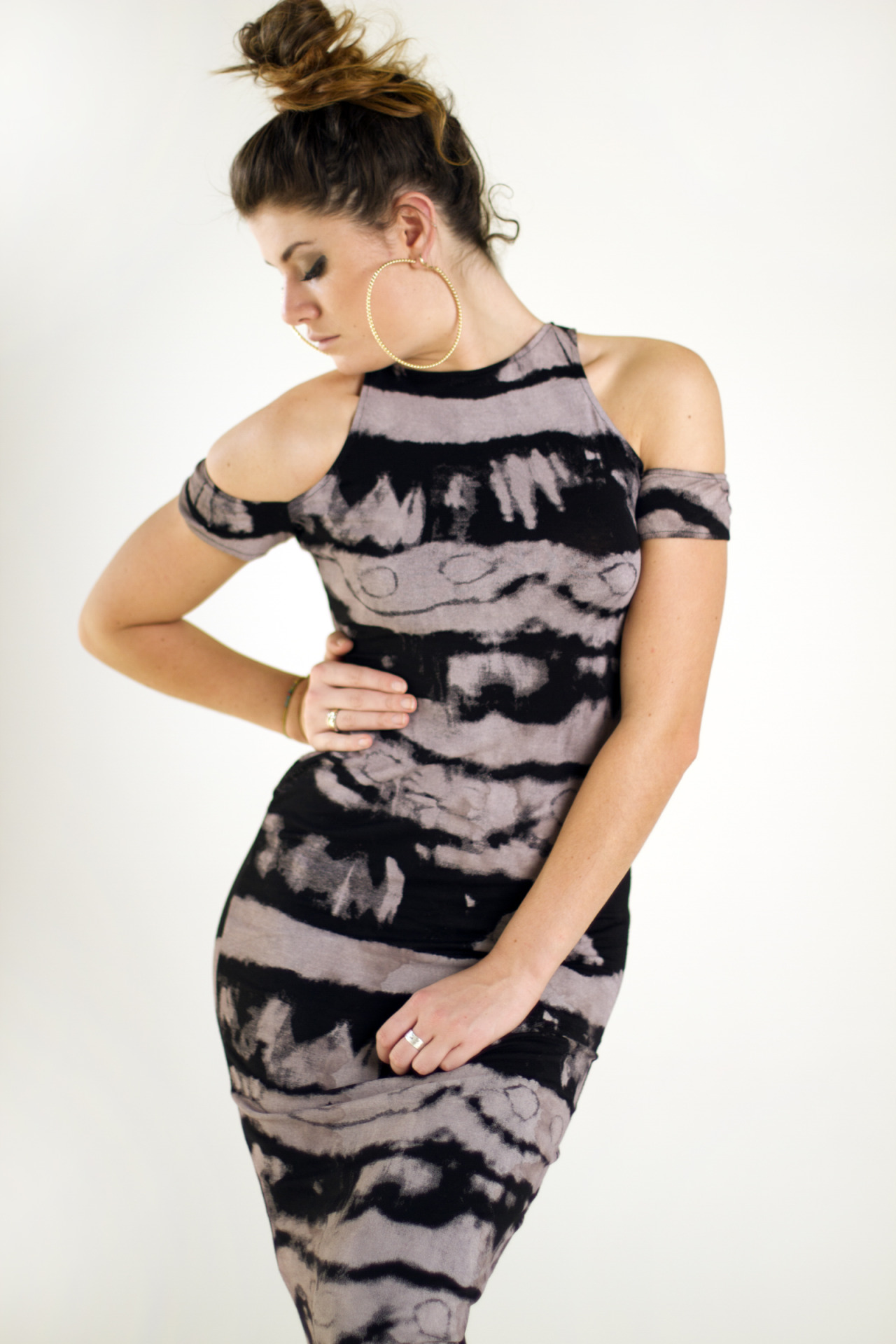 Recent studio shoot. Clothes supplied by 'Enjoy Clothing', Truro.