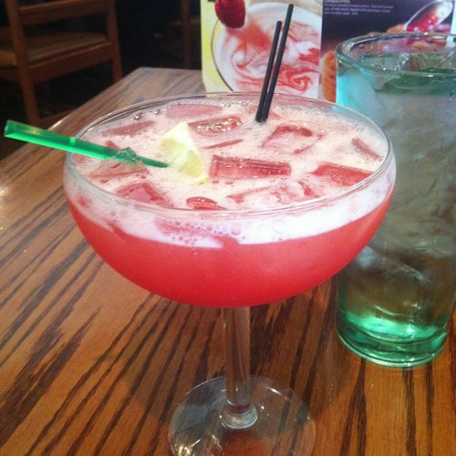 🍉 Watermelon Margarita 🍉 (at Olive Garden)
