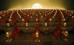 Makha Bucha Day Celebration