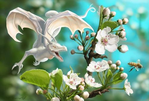fantasy art dragon dragon art digital art digital painting my art