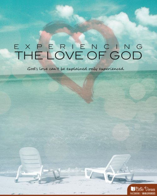 ibibleverses:  God's love goes way beyond any human love you have ever experienced! People may come and go from your life, but God is always with you. He will never leave you nor forsake you. Human love may be conditional, but God's love is supernatural; it's unconditional, and it knows no limits. There's nothing you can do to earn His love and nothing you can do to stop His love.Follow us at http://gplus.to/iBibleverses