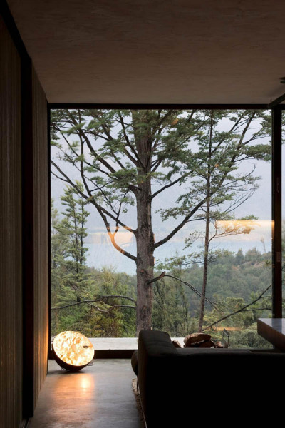 continuarte:  Mountain retreat Fearon Hay Architects