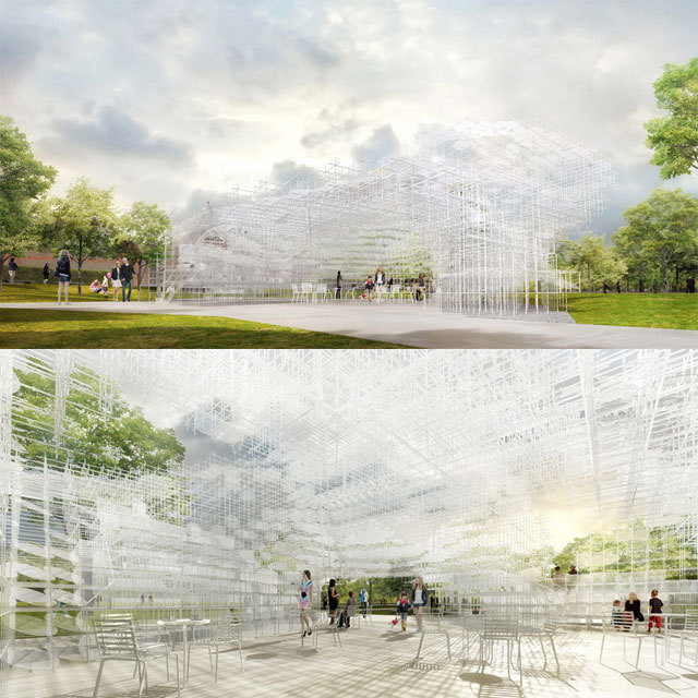 Required Reading  Japanese architect Sou Fujimoto has been selected to design the 2013 Serpentine Pavilion in London:…  View Post