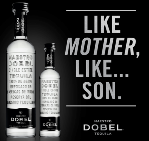 Happy Mother's Day from Maestro Dobel Tequila!