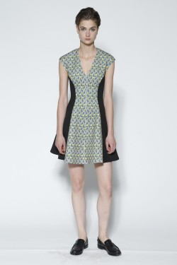 Cut25 by Yigal Azrouël Resort 2014