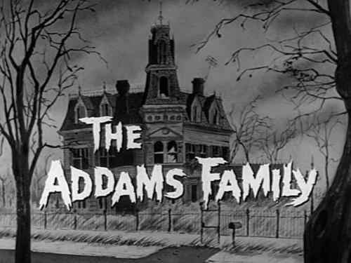 brain-food:  The Addams Family House Is For Sale For the First Time in Almost A Century  Verulum, the aging mansion that contributed its interior to production of The Addams Family, is up for sale for the first time in ninety years. The exterior seen in the credits was a set designed by Addams, the cartoonist whose comic strip inspired the generations-long media franchise that the Addamses have become. One of the daughters of the original owners, who bought it in 1924, reportedly lived in the house almost continuously for the last 90 years. Historical records suggest it was probably built in the latter part of the 1800s as a farmhouse and then later converted into a gentleman's residence, according to the listing. It's expected to fetch around $2 million (Australian?) when it's auctioned on September 11, in part because while it's old, and needs a lot of work, it's a big space on a nice plot of land in a metropolitan part of town (there's apparently a stadium across the street). (via)