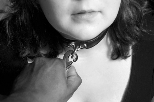 jasminedd:  bgood4daddy:  To be collared is to be owned. To be owned is to be loved. To be loved is to be cherished. Cherished above all others. Always                                                                             Own me??!! ;)