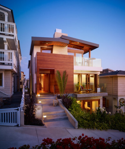 georgianadesign:  Contemporary LA home by Rockefeller Partners Architects.