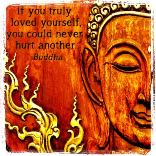 iamsenuse:  #Buddha #Life #Senusé #Love #Quote #Peace
