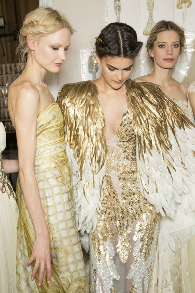 vogue-is-viral:  kurkova:  Backstage @ Givenchy  Hey vogueisviral.com is giving away $200 worth of Juicy Couture, BCBG, and J.Crew accessories! You should check it out. You can enter the giveaway up to 4 times everyday! To enter go to top center of vogueisviral.com