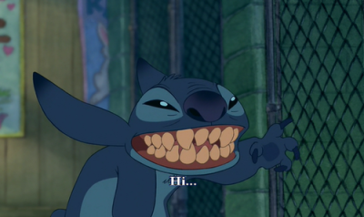 glenda-ramirez:  Talking to my crush Stitch | via Tumblr on We Heart It - http://weheartit.com/entry/59857233/via/glenda_ramirez2812 Hearted from: http://clemenceamrm.tumblr.com/post/49106396635/http-whrt-it-z0oczr