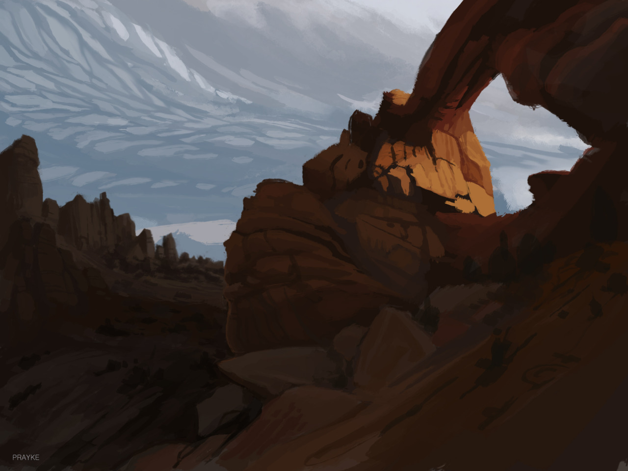 Somewhat-speedpaint of an image found here.