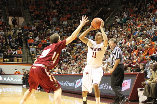 The Year of Erick Green continues for the Virginia Tech senior guard. TechHoops.com takes a look at just how good of year he'd having, despite the team being down as a whole. And where does Green rank all-time amongst the Hokie greats?