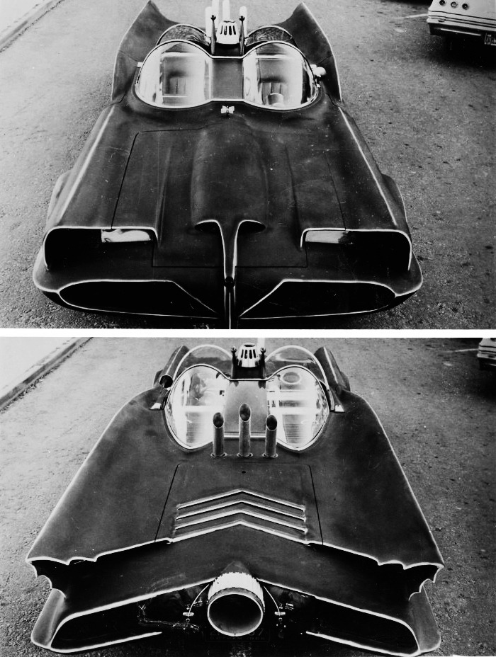 vintagegal:  The Batmobile c. 1960s