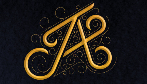 Greg Christman artwork for the Monogram Club.