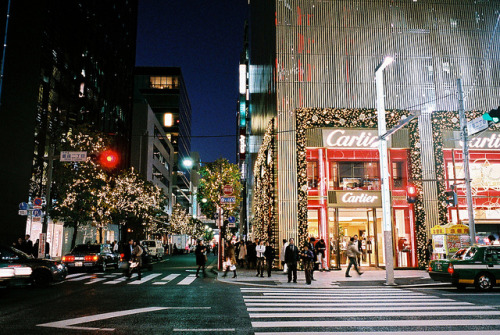 Klasse_W_Ginza_20101222_04 by Jun Takeuchi on Flickr.