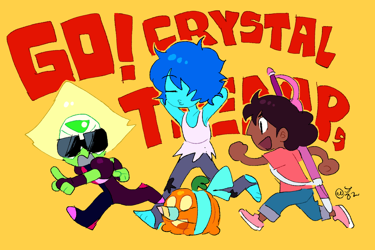 GO! CRYSTAL TEMPS! +