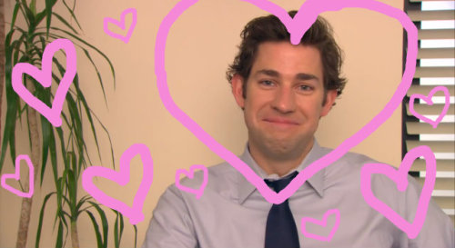 i feel like my blog is becoming a shrine to john krasinski.