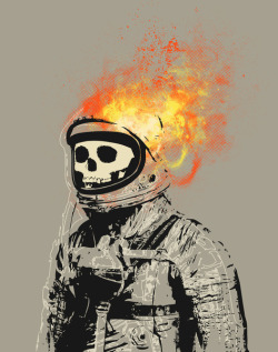 fer1972:   Crash and Burn by Budi Satria Kwan