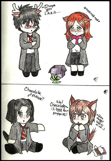 marauder25malfoy:  OMFG LIKE THIS IS JILY AND WOLFSTAR OVERLOAD!!!!!