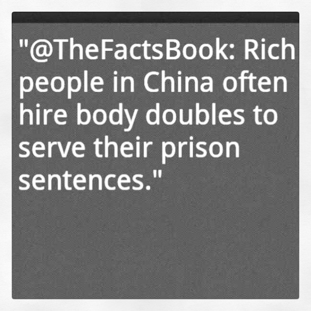 #facts #chinese