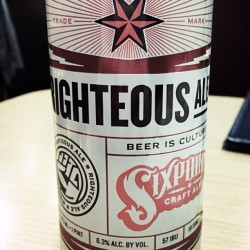 #designdoneright #righteousrye by @sixpoint #design #packaging