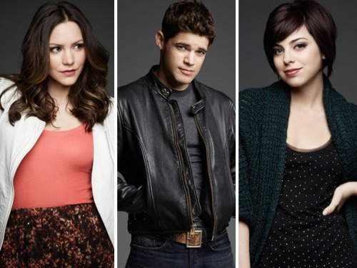 Fresh from the SMASH set: 12 Scoops from Katharine McPhee, Jeremy Jordan & Krysta Rodriguez