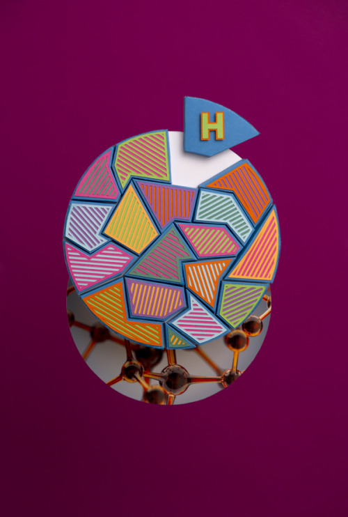 "Higgs Papercraft To accompany a cover story about the discovery of the Higgs boson, French magazine Le Monde turned to a non-traditional artform: Paper. The studio Zim & Zou constructed these paper designs to represent the CERN particle collisions that allowed ""Le Boson de Higgs"" to be detected, the ""missing puzzle piece"" of physics that the Higgs represented, and the relationship of how the Higgs field (the balloons) give things mass in the first place. (via) Refresh your Higgs knowledge with MinutePhysics' awesome explainers on the subject: Part I, Part II and Part III. Previously: Quilled paper anatomical cross-sections by Lisa Nilsson."