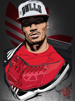 tecnificentdotcom:  Derrick Rose #1