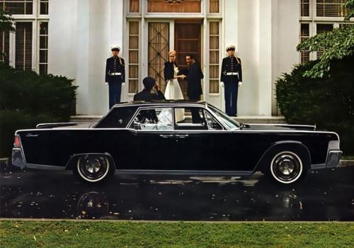 ronnieonnie:  1965 Lincoln Continental
